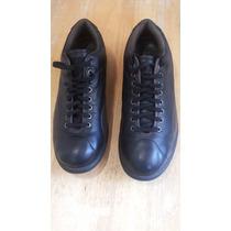 Zapatos De Cuero Sport - Marca Hyde
