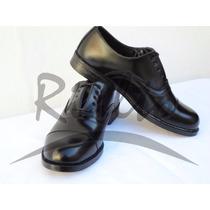 Zapato Militar Hombre