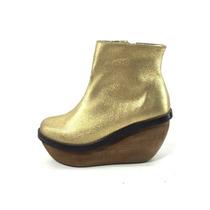 Botitas Botas Sale Bendito Pie Cuero Mujer Magali Shoes