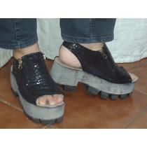 Sandalias Plataforma Calzados Mujer Moda Fior 2015