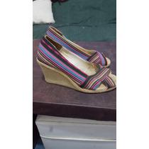 Zapatos Altos De Colores Forever Talle 38 100$