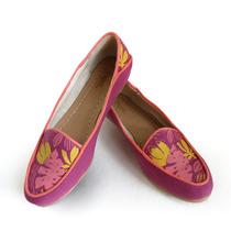 Mocasines, Calzado De Autor, Calzado De Diseño, Estampados