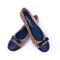 Chatitas Zapato Mujer Printing Ballerinas. Diseño Mali