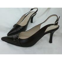 Zapato Sandalia Stiletto Shoe Up Nº 39 Fortu13