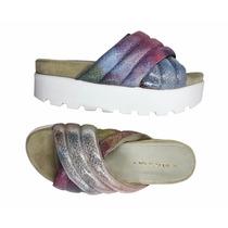 Zapatos Mujer Plataforma Sandalia Verano Último Par!