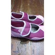 Zapatos De Nena Super Cómods En Rosa Nº 27