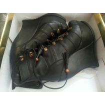 Zapatos Luciano Marra Cuero Num 37 38