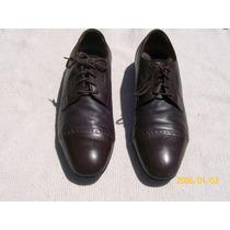 Zapatos Ferraro Excelentes Vestir Y Elegante Sport N* 10