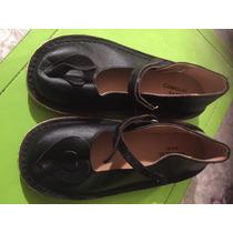 Zapatos Nena Coniglio Talle 33 Negro
