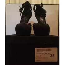 Zapatos Ricky Sarkany Talle 35. Una Sola Postura!!