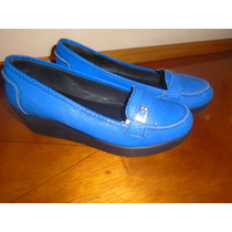 Zapatos Taco Chino Ferraro.