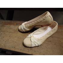 Ballerinas Chatitas Casamiento Novia Personalizadas Zapatos