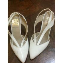 Zapatos Para Casamiento, De Madrina, O De Novia
