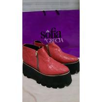 Vendo O Permuto Calzas Y Zapatos Sofia De Grecia Plataforma