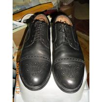 Zapatos De Hombre T45 Marca Batistella