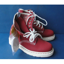 Dr Martens. Uk 4. Ue 37. Us 6. S/c. Unicos!!!