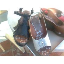 Zapatos Plataforma Zurich Y Alt Liquido Lote Precio Por Par