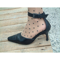Elegantes Y Finos Zapatos De Cuero. Excelente Estado.
