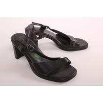 Zapatos Sandalias Lady Stork Cuero Talle 35