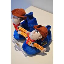 Pantuflas Cars Con Luz - Pantuflas Toy Story