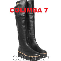 ¡¡ Viamo Botas Mod. Timon Cuero Nuevas N°39 New Colection