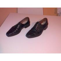 Zapatos De Cuero. Hombre. Mar Del Plata