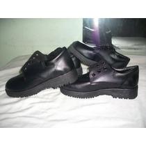 Zapatos De Colegio Nuevos Numeros 33, 35,37 Unicamente!!!