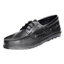 Zapato Colegial Nautico Oferta Navidad