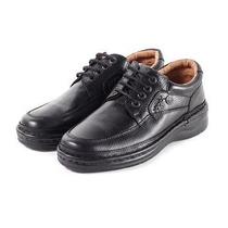 Zapatos De Cuero Ringo Negro