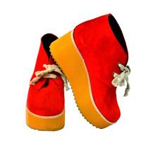 Botitas Zapatos Mujer Varios Colores Calzado Urbano Cuero