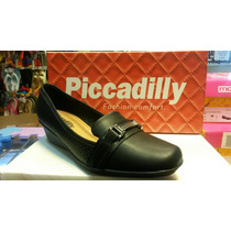 Zapato Clásico Con Taco Chino Picadilly Del 35 Al 40 Oferta