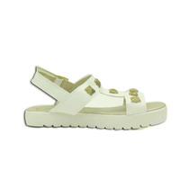 Zapatos - Sandalias De Cuero Con Tachas