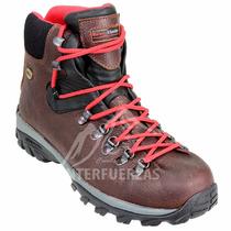 Botas Zapatillas De Trekking Montañismo Impermeables Marasco