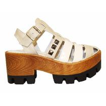 Zapatos Mujer Sandalias Plataforma Alta Moda 2016