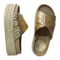 Zapatos Mujer Sandalias Plataforma Últimos Pares