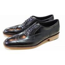 Zapato Acordonado Hombre 100% Cuero Y Calidad