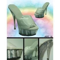 Zapatos Stilettos Importados De Mujer Envió A Todo El País