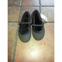Crocs De Niña Negras -talle 35 Aprox