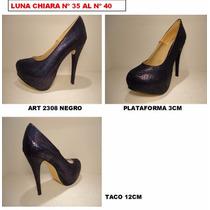 Zapato Luna Chiara Temporada2016 Outlet