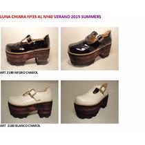 Zapato Luna Chiara Temporada2015 Consulte Precio Por Modelo