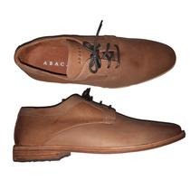 Zapatos Importados De Cuero - Suela De Madera