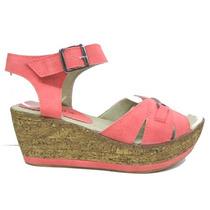 Sandalias C/ Plataforma Zapatos Hebilla - Rimini Ultima Moda