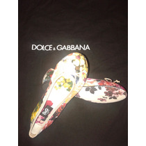 Elegantes Chatitas Dolce & Gabbana Para Nena