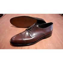 Zapato De Vestir Hombre Clásico Cosido - Cueros Liberty