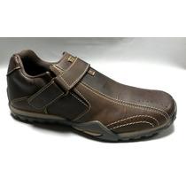 Zapatos-zapatillas De Cuero Marca Korek