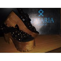 Zapatos /plataformas Nazaria