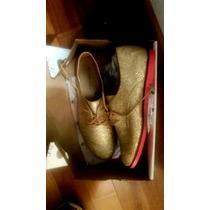 Zapatos Dorados Daniel Cassin
