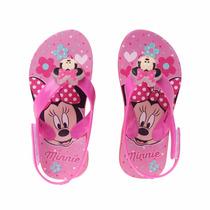 Ojotas Disney Minnie Luces Addnice Originales - Mundo Manias