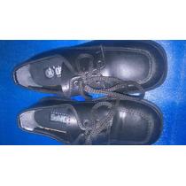 Zapatos Colegiales Escolares Nuevos N°31-plantilla 19.5cm.