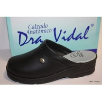 Zuecos Mujer Dra Vidal M 840